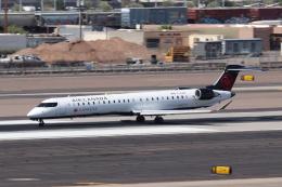 キャスバルさんが、フェニックス・スカイハーバー国際空港で撮影したエア・カナダ・エクスプレス CL-600-2D24 Regional Jet CRJ-900LRの航空フォト(飛行機 写真・画像)