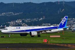天心さんが、伊丹空港で撮影した全日空 A321-272Nの航空フォト(飛行機 写真・画像)