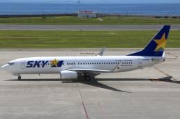 RJOY_Spotterさんが、神戸空港で撮影したスカイマーク 737-8FZの航空フォト(飛行機 写真・画像)
