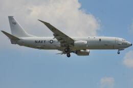 350JMさんが、厚木飛行場で撮影したアメリカ海軍 P-8A (737-8FV)の航空フォト(飛行機 写真・画像)
