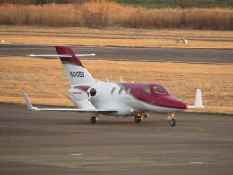 航空フォト:N186BB ウィルミントン・トラスト・カンパニー HA-420 HondaJet