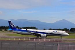 EosR2さんが、鹿児島空港で撮影した全日空 A321-272Nの航空フォト(飛行機 写真・画像)