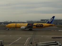 Smyth Newmanさんが、羽田空港で撮影した全日空 777-281/ERの航空フォト(飛行機 写真・画像)