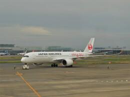 Smyth Newmanさんが、羽田空港で撮影した日本航空 A350-941の航空フォト(飛行機 写真・画像)