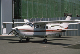 JAパイロットさんが、松本空港で撮影した不明 P210N Pressurized Centurion IIの航空フォト(飛行機 写真・画像)