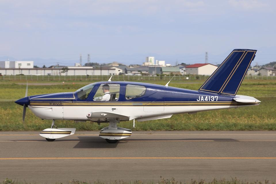 Hii82さんの日本個人所有 Socata TB-9/10/200 Tampico/Tobago (JA4137) 航空フォト