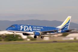 航空フォト:JA13FJ フジドリームエアラインズ E175