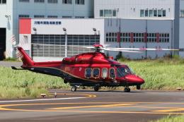 航空フォト:JA00AX 日本法人所有 AW139