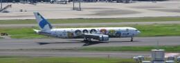 timeさんが、羽田空港で撮影した全日空 767-381の航空フォト(飛行機 写真・画像)