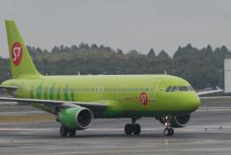 banshee02さんが、成田国際空港で撮影したS7航空 A320-214の航空フォト(飛行機 写真・画像)