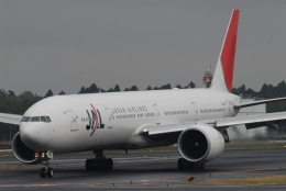 banshee02さんが、成田国際空港で撮影した日本航空 777-346/ERの航空フォト(飛行機 写真・画像)