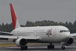 banshee02さんが、成田国際空港で撮影した日本航空 767-346/ERの航空フォト(飛行機 写真・画像)