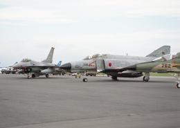 元青森人さんが、三沢飛行場で撮影した航空自衛隊 F-4EJ Kai Phantom IIの航空フォト(飛行機 写真・画像)