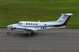 PW4090さんが、札幌飛行場で撮影した中日本航空 B200 Super King Airの航空フォト(飛行機 写真・画像)