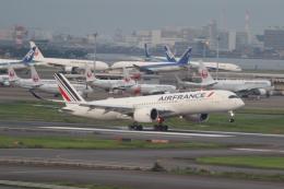 サリーちゃんのパパさんが、羽田空港で撮影したエールフランス航空 A350-941の航空フォト(飛行機 写真・画像)