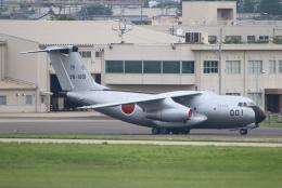 なごやんさんが、名古屋飛行場で撮影した航空自衛隊 C-1FTBの航空フォト(飛行機 写真・画像)