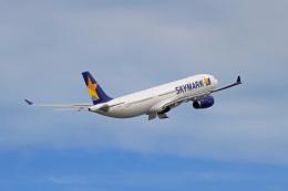 maverickさんが、羽田空港で撮影したスカイマーク A330-343Xの航空フォト(飛行機 写真・画像)
