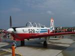 はみんぐばーどさんが、静浜飛行場で撮影した航空自衛隊 T-3の航空フォト(写真)