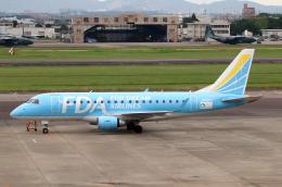 なごやんさんが、名古屋飛行場で撮影したフジドリームエアラインズ ERJ-170-100 (ERJ-170STD)の航空フォト(飛行機 写真・画像)