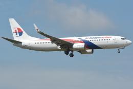 航空フォト:9M-MLL マレーシア航空 737-800