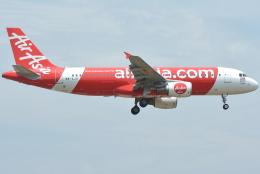 jun☆さんが、クアラルンプール国際空港で撮影したエアアジア A320-216の航空フォト(飛行機 写真・画像)