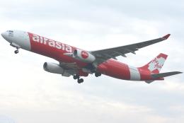 jun☆さんが、クアラルンプール国際空港で撮影したエアアジア・エックス A330-343Eの航空フォト(飛行機 写真・画像)