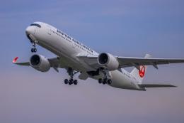 rokko2000さんが、伊丹空港で撮影した日本航空 A350-941の航空フォト(飛行機 写真・画像)