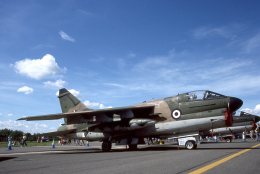 JAパイロットさんが、フェアフォード空軍基地で撮影したギリシャ空軍 A-7H Corsair IIの航空フォト(飛行機 写真・画像)