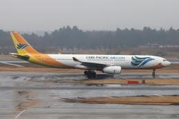kan787allさんが、成田国際空港で撮影したセブパシフィック航空 A330-343Eの航空フォト(飛行機 写真・画像)
