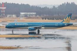 kan787allさんが、成田国際空港で撮影したベトナム航空 A321-231の航空フォト(飛行機 写真・画像)