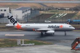 kan787allさんが、成田国際空港で撮影したジェットスター・ジャパン A320-232の航空フォト(飛行機 写真・画像)