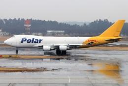 kan787allさんが、成田国際空港で撮影したポーラーエアカーゴ 747-46NF/SCDの航空フォト(飛行機 写真・画像)