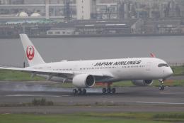 やまけんさんが、羽田空港で撮影した日本航空 A350-941の航空フォト(飛行機 写真・画像)