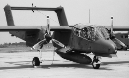 Night Owlさんが、茨城空港で撮影したアメリカ空軍 OV-10A Broncoの航空フォト(飛行機 写真・画像)