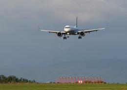だだちゃ豆さんが、庄内空港で撮影した全日空 A321-272Nの航空フォト(飛行機 写真・画像)
