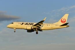 もえちゃんさんが、山形空港で撮影したジェイエア ERJ-170-100 (ERJ-170STD)の航空フォト(飛行機 写真・画像)