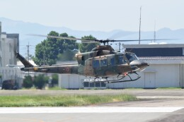 MiYABiさんが、徳島空港で撮影した陸上自衛隊 UH-2の航空フォト(飛行機 写真・画像)