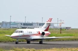 MiYABiさんが、徳島空港で撮影した航空自衛隊 U-125 (BAe-125-800FI)の航空フォト(飛行機 写真・画像)
