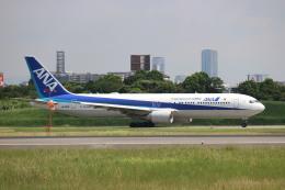 航空フォト:JA609A 全日空 767-300