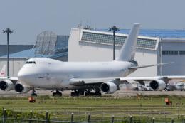 panchiさんが、成田国際空港で撮影したアトラス航空 747-481F/SCDの航空フォト(飛行機 写真・画像)