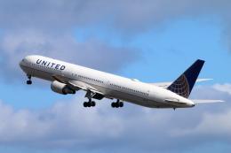 キャスバルさんが、ダニエル・K・イノウエ国際空港で撮影したユナイテッド航空 767-424/ERの航空フォト(飛行機 写真・画像)