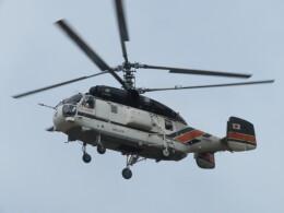 ランチパッドさんが、静岡ヘリポートで撮影したアカギヘリコプター Ka-32A11BCの航空フォト(飛行機 写真・画像)