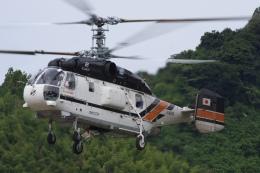 ラムさんが、静岡ヘリポートで撮影したアカギヘリコプター Ka-32A11BCの航空フォト(飛行機 写真・画像)