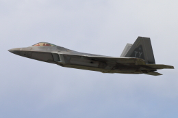 キャスバルさんが、ダニエル・K・イノウエ国際空港で撮影したアメリカ空軍 F-22A-20-LM Raptorの航空フォト(飛行機 写真・画像)