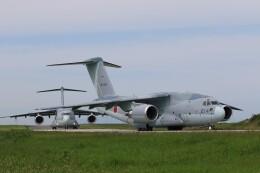 F-4さんが、入間飛行場で撮影した不明 C-2の航空フォト(飛行機 写真・画像)