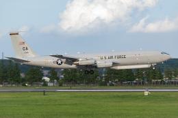 Tomo-Papaさんが、横田基地で撮影したアメリカ空軍 E-8C J-Stars (707-300C)の航空フォト(飛行機 写真・画像)