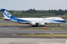 kan787allさんが、成田国際空港で撮影した日本貨物航空 747-4KZF/SCDの航空フォト(飛行機 写真・画像)