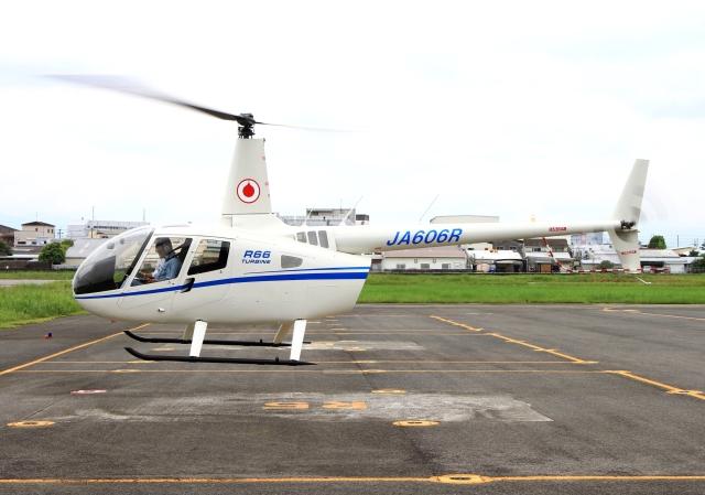 航空フォト:JA606R 大阪航空 R66