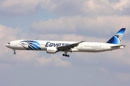 S.Hayashiさんが、成田国際空港で撮影したエジプト航空 777-36N/ERの航空フォト(飛行機 写真・画像)