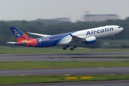 Souma2005さんが、成田国際空港で撮影したエアカラン A330-941の航空フォト(飛行機 写真・画像)